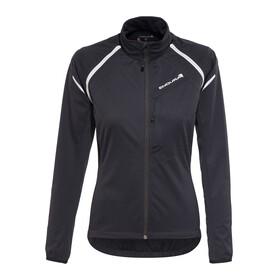 Endura Convert Softshell Jacke schwarz